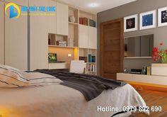 Mẫu thiết kế trọn bộ nội thất phòng ngủ tiêu chuẩn chất lượng tạo không gian nội thất hoàn hảo