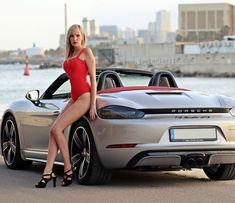 Aston Martin Vanquish, Bmw I8, Auto Girls, Car Girls, Porsche Models, Porsche Cars, Porsche Boxster, Porsche 356, Sexy Cars