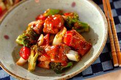 カツオの酢豚風のレシピ・作り方 - 簡単プロの料理レシピ | E・レシピ