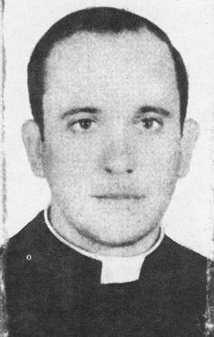 Pope Francis when he was still Jorge Mario Bergoglio taken in 1973