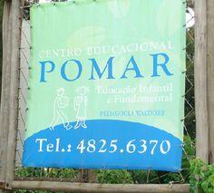 Ribeirão Pires - SP Centro Educacional Pomar Endereço : Rua Eugênio Roncon – Santana Ribeirão Pires - SP Telefones: (11) 4825-6370 E-mail: cepomar@terra.com.br Site: http://www.cepomar.com.br