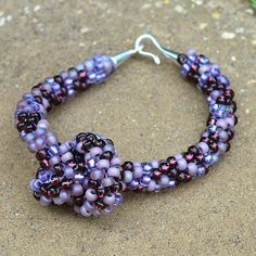 Take your beaded Kumi projects to a new level simply with a Kumihimo knot bracelet or necklace.