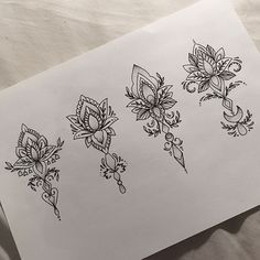 Available lotus flowers ♥ for appointments and more information please email medusaloux@outlook.com x