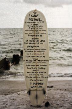 "calidudettebro: "" heart of a surfer. """