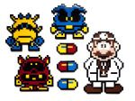 My fave!!! Dr. Mario.