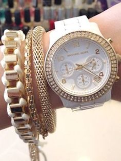 Wrist candy at its best.