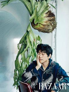 Bang Sung Joon - Harper's Bazaar Korea
