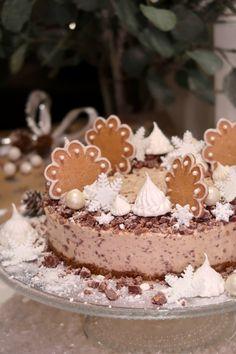 Dessert Recipes, Desserts, Oreo, Cheesecake, Baking, Sweet, Party, Christmas, Food