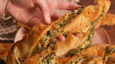 Spinach & Artichoke Twists