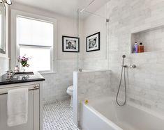 Regan Wood Photography Contemporary Bathroom Design