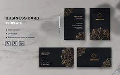 Narashima - Business Card Template Corporate Business, Corporate Identity, Business Card Design, Business Cards, Visiting Card Design, Name Cards, Personal Branding, Stationery, Templates