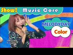 [HOT] MELODYDAY - Color, 멜로디데이 - 깔로 Show Music core 20160723