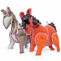 knuffel Pittige Pony