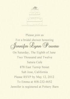 98 best bridal shower invitations images on pinterest invitations cheap simple cake vintage online bridal shower invitation cards ewbs015 filmwisefo