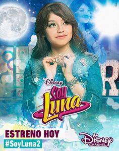 Soy Luna 2 - Poster Oficial da ''Luna''