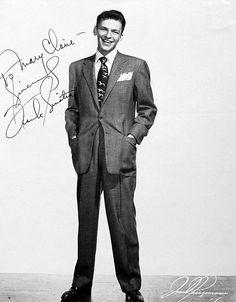 Frank Sinatra in the 1940s