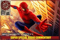 Superhero Suite Super Special #004: Spider-Man (2002) Commentary | Where are you coming from Spider-Man? Join us for a special commentary episode of the 2002 Sam Raimi film on the Superhero Suite. Vince Vaughn, Uma Thurman, John Travolta, Pulp Fiction, Johnny Depp, Story Of Peter, Spiderman, Sam Raimi, Birthday Places