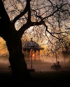 Sunset Park, London, England