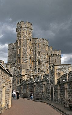 Windsor Castle, Buckinghamshire, England