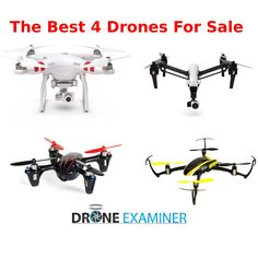 What Are the Best Drones For Sale?