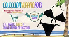 ¿Y tu que esperas para tener tu #bikini estas #vacaciones de verano?
