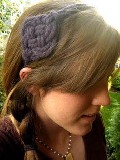 You Seriously Made That!?: Nautical Headband Tutorial