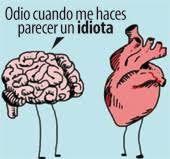 Resultado de imagen de afinando cerebro y corazon