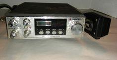 Vintage Uniden President AX144 CB Radio Am-SSB Works #Uniden