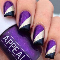Instagram photo by lineullehus #nail #nails #nailart
