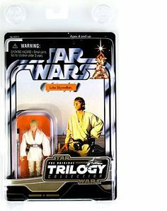 Star Wars - Episode 4 A New Hope - Luke Skywalker figure - Original Trilogy Collection - Rare - In Protective Case - Limited Edition - Mint - Collectible - (OS) by Hasbro. $15.97. Star Wars. Episode 4 - A New Hope. Luke Skywalker Figure. Limited Edition. Original Trilogy Collection. 2004 - Star Wars - Episode 4 A New Hope - Luke Skywalker Figure - Original Trilogy Collection - In Protective Case - Limited Edition - Mint in Package - Collectible - (OS)
