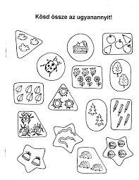 matek feladatlapok óvodásoknak – Google Kereső Math For Kids, Games For Kids, Diy For Kids, Crafts For Kids, Kindergarten Math, How To Make Paper, Preschool Activities, My Children, Kids And Parenting