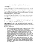 Nick & Tesla's High Voltage Danger Lab: Educator's Guide #education #science #books Tesla S, Nikola Tesla, High Voltage, Word Doc, Reading Comprehension, Curriculum, Robot, Army, Science Books