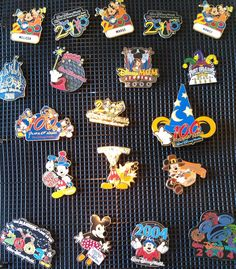 Disney Souvenirs: What's the Deal with Disney Pin Collecting?