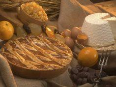 Pastiera (traditional Neapolitan cake) | Italian Recipes | Academia Barilla