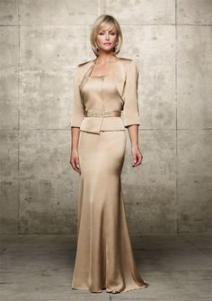 3874b04399b66 Alyce Designs Style 29447 Jean De Lys Collection Mother of the Bride  Dresses available in Taupe