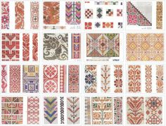 a bunch more patterns are available on this page