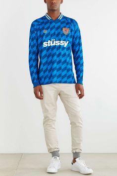 Stussy Soccer Jersey
