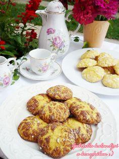 Gabriella kalandjai a konyhában :): Ciambelli - avagy narancsos pöfeteg Austrian Recipes, Austrian Food, Cookie Desserts, Biscotti, French Toast, Muffin, Cookies, Breakfast, German