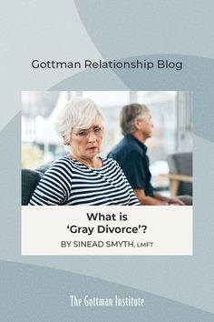 Did you know the divorce rate for people over 50 has doubled over the past two decades? On the Gottman Relationship Blog, discover research-based habits to maintain a vibrant relationship that thrives over the years.