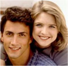 Melrose place Billy and Alison-I loved this show! Beaux Couples, Tv Couples, Billy Campbell, Melrose Place, Old Tv Shows, Movie Characters, The Good Old Days, Great Movies, Back In The Day