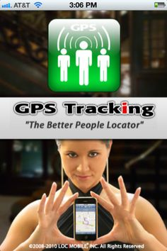 gps tracker app compatible with iphone and android