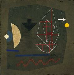 paul klee - possibilities at sea