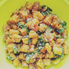 Resep masakan praktis sehari-hari Instagram Easy Meal Prep, Healthy Meal Prep, Vegetarian Recipes, Cooking Recipes, Healthy Recipes, Nasi Liwet, Malay Food, Post Workout Food, Breakfast Menu