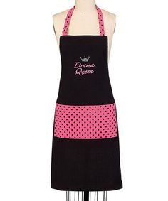 Take A Look At This Kay Dee Designs Drama Queen Apron