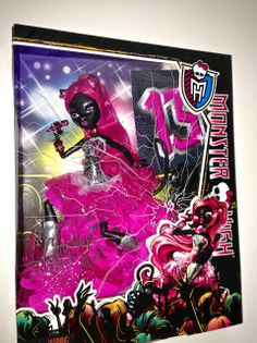 New Monster High Doll Catty Noir Friday The 13th Fangs for Fani XOXO 2013 | eBay