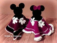 """Magical Mouse Loveys 