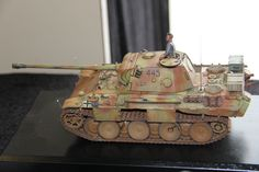 1/35 scale Panther