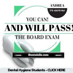 What to do if you failed the board exam - once, twice, or three times?  CLICK HERE - Dentalelle Tutoring has a 99.2% success rate!  Online tutoring for dental hygiene students!