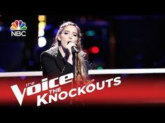 "The Voice 2015 Knockout - Korin Bukowski: ""All I Want"" - YouTube"