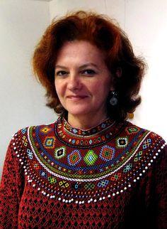 Master Gherdany Artist Iryna Vakh from Lviv Ukraine